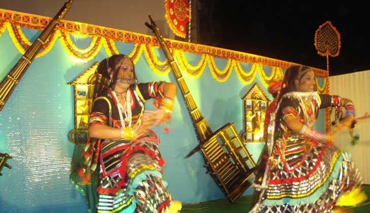 Famous Rajasthani Folk Dancers for Wedding