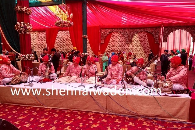 Shehnai Players For Wedding in Delhi NCR