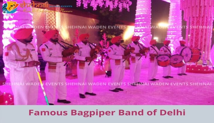 Army band in Delhi, booking military marching band in delhi, INDIA - Shehnai Waden Events