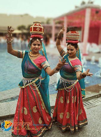 Hire Rajasthani Folk Dancers for Wedding